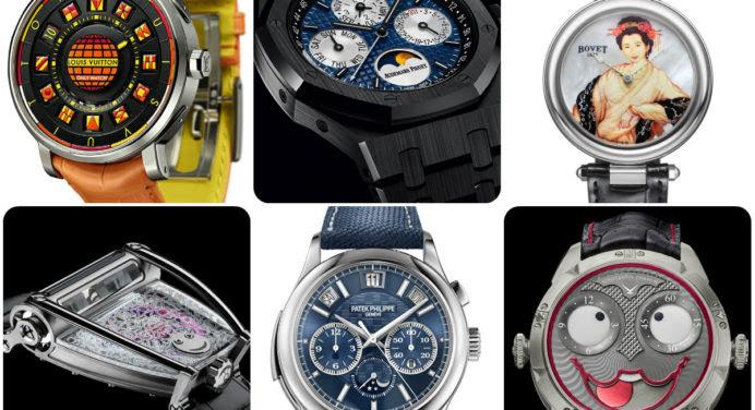 Only Watch 2017: les 24 plus belles montres