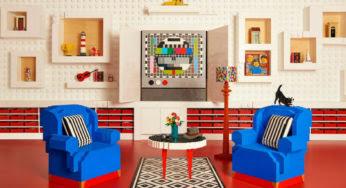 Airbnb vous propose de passer la nuit dans un appartement en Lego!