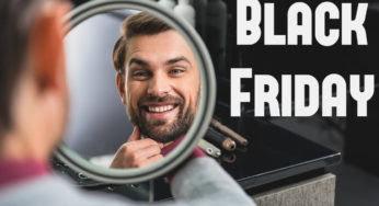 Black Friday Week 2018 : les meilleurs bons plans beauté homme