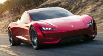 Tesla Roadster : une voiture incroyable