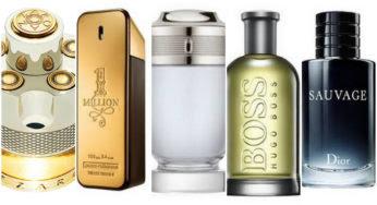 Les meilleures ventes de parfum pour homme en 2017