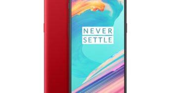 [BON PLAN] Stock limité pour le OnePlus 5T rouge!