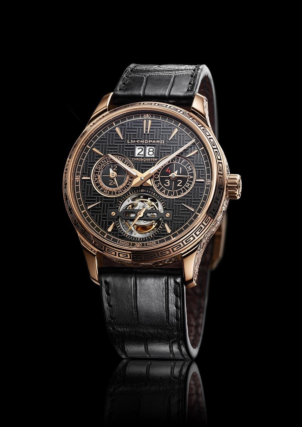 L.U.C Perpetual T-Spirit of the Chinese Zodiac : une montre unique