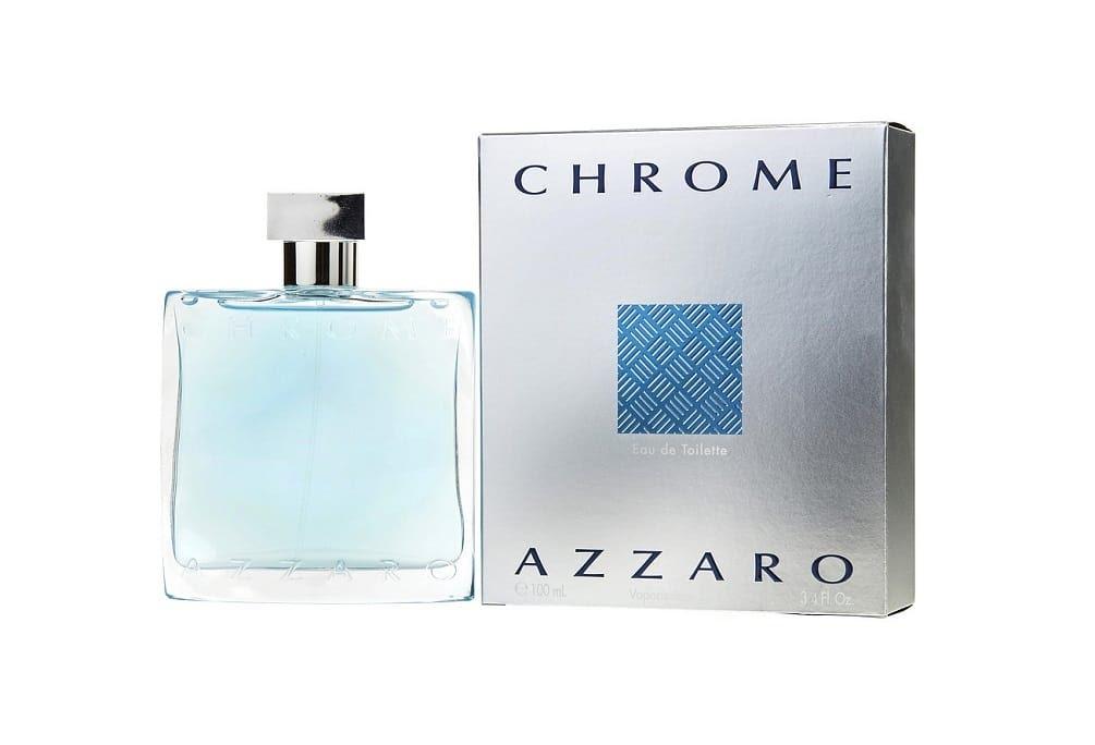 Azzaro Chrome, un parfum pour homme que les femmes adorent