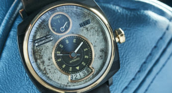 REC P-51 : la montre conçue à base de Ford Mustang