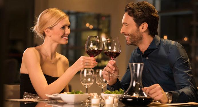 Quel vin choisir pour le repas de Saint-Valentin ?