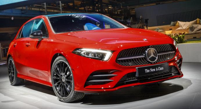 Nouvelle Mercedes Classe A (2018): plus belle et plus intelligente