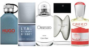 5 parfums pour homme à découvrir en 2018