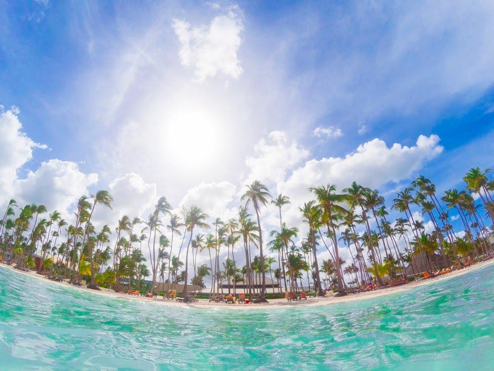 Bavaro Beach, République Dominicaine