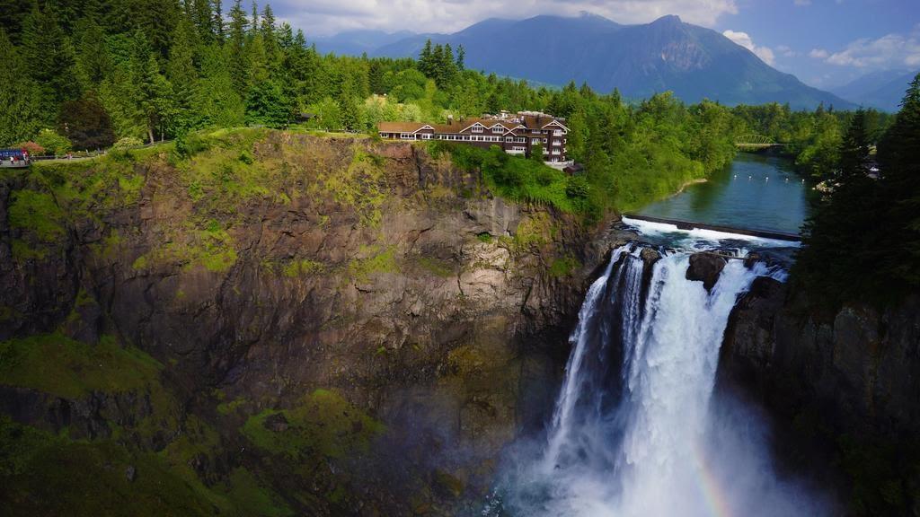 Salish Lodge & Spa : bienvenue à Twin Peaks