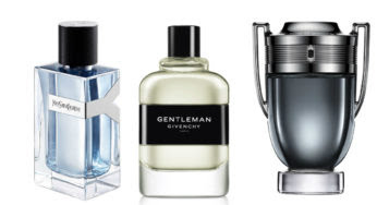 Les meilleurs parfums pour homme de 2018