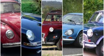 Top 10 des voitures de collection les plus recherchées en France