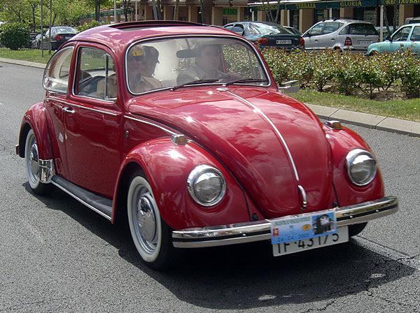 Plus belles voitures de collection - Volkswagen Coccinelle