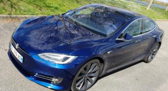 [ESSAI AUTO] Tesla Model S P100D: supersonique!