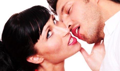 Le pire moment pour embrasser
