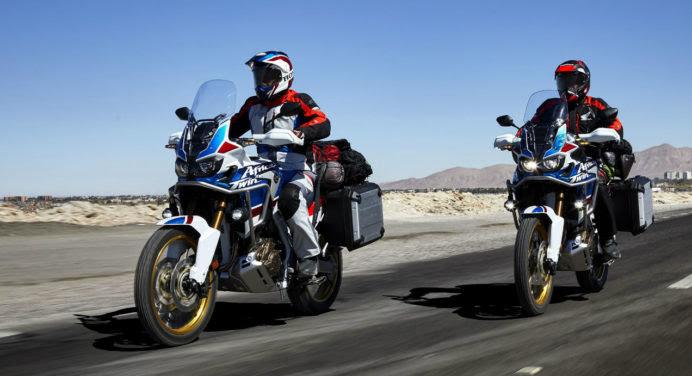 [ESSAI MOTO] Honda CRF1000 L Africa Twin Adventure Sports : digne héritière