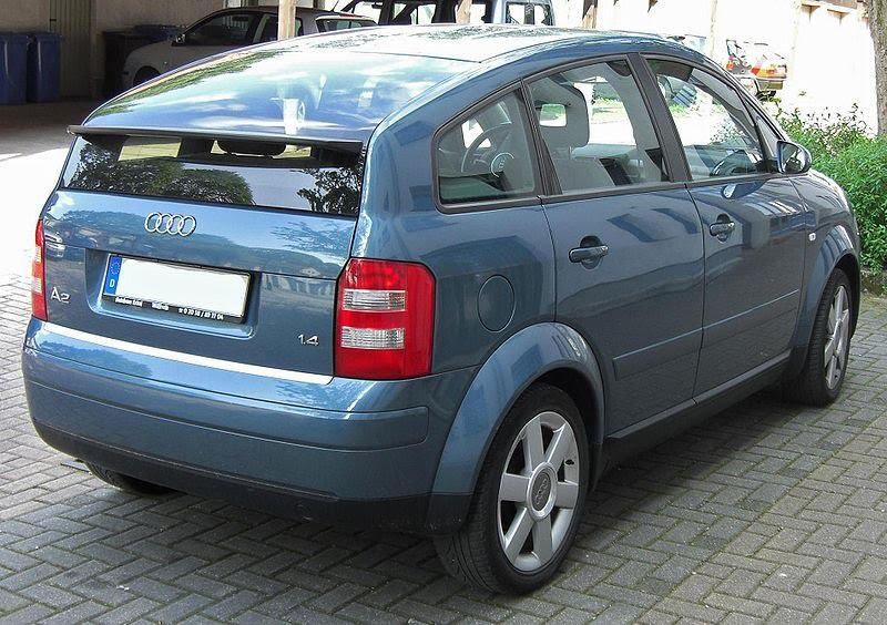 Audi A2 (1999-2006)