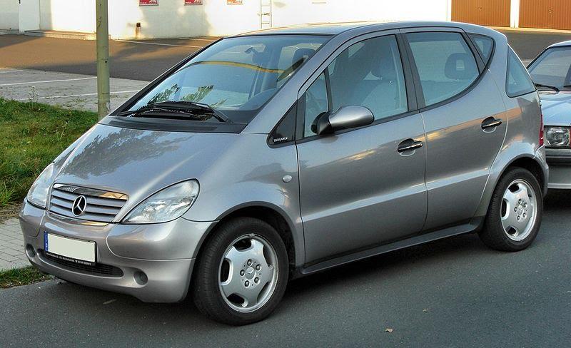Mercedes Classe A (1997-2004)