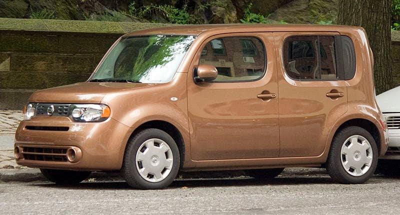 Nissan Cube (2008-2013)