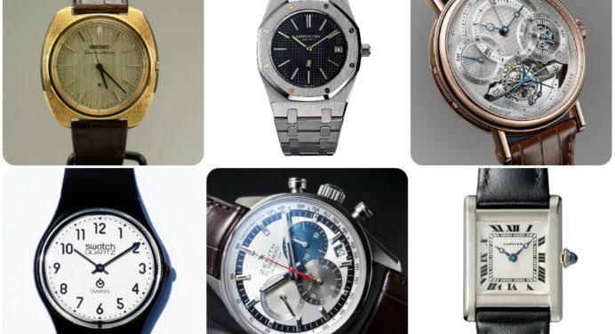 Les montres qui ont changé le cours de l'histoire de l'horlogerie