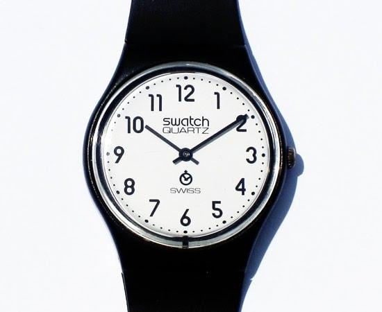 Montre Swatch 1983