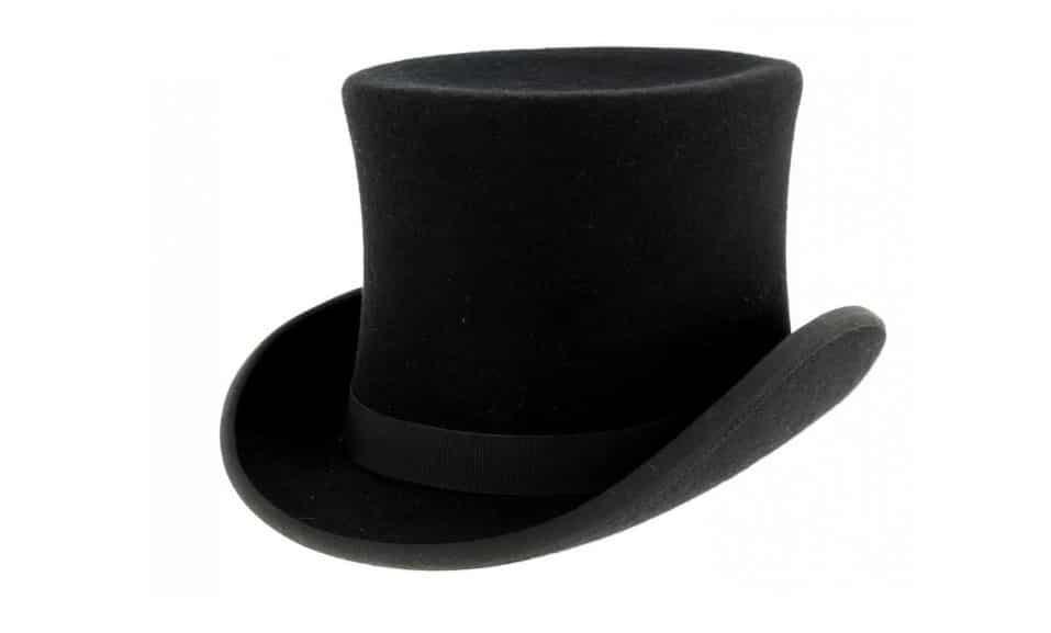 Chapeau haut de forme Traclet