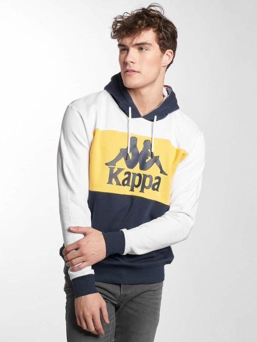 Sweat à capuche Kappa