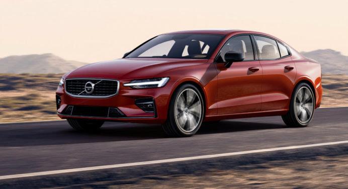 Volvo S60 : la première Suédoise fabriquée aux Etats-Unis
