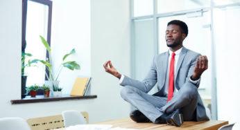 La méditation, pas pour les hommes ?