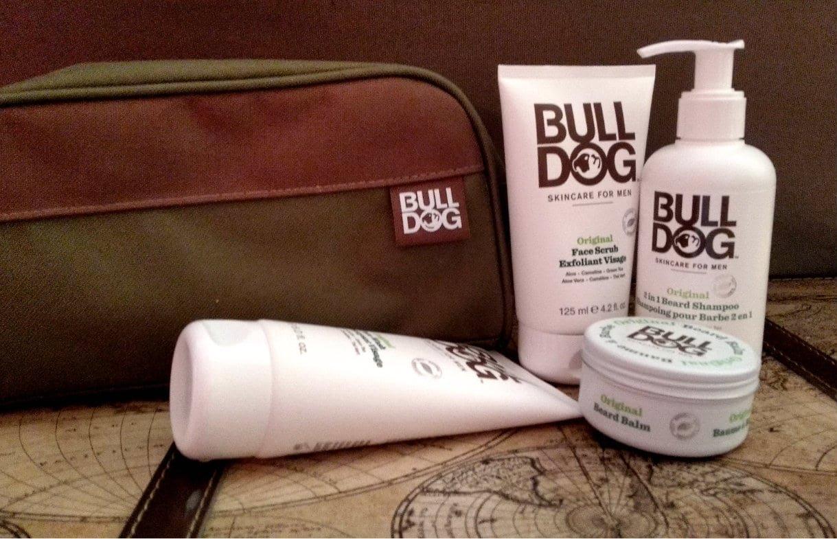 Trousse de soins pour homme Bulldog Skincare for Men