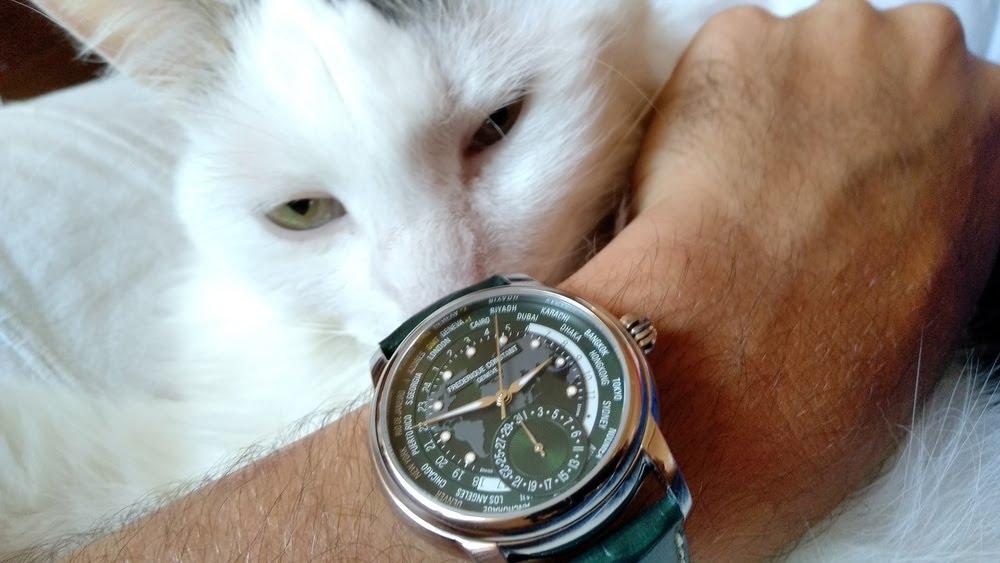 Test et avis sur la montre Frédérique Constant Classic Manufacture Worldtimer