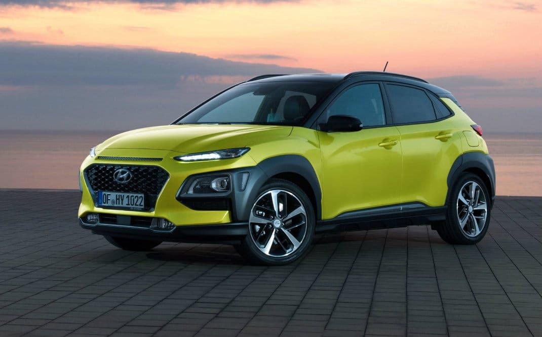 Hyundai Kona : on aime son design atypique