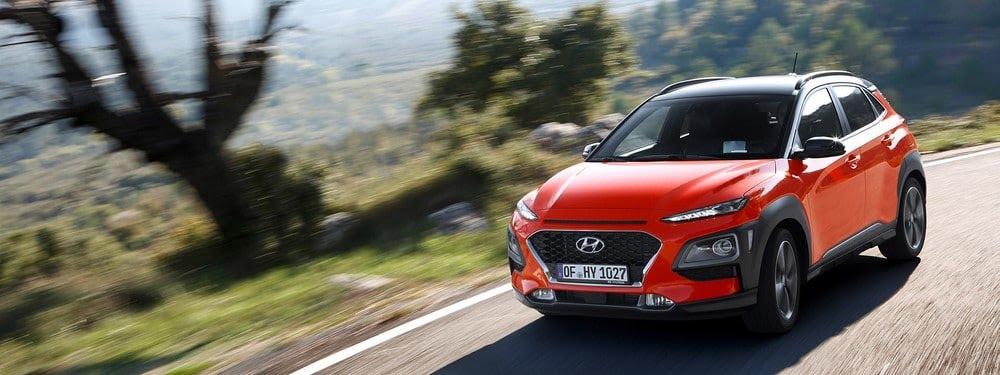Le design atypique du Hyundai Kona