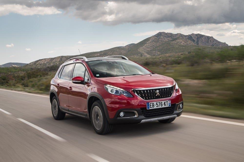 Le Peugeot 2008, un SUV classique et efficace