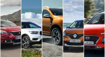 Quel est le meilleur SUV compact en 2018?