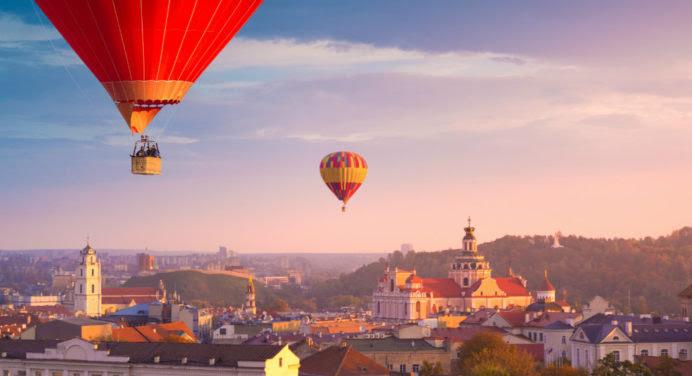 City-trip à Vilnius : attention, orgasme touristique !