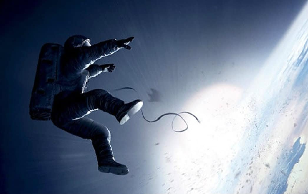 Gravity est le deuxième meilleur film SF selon Business Insider