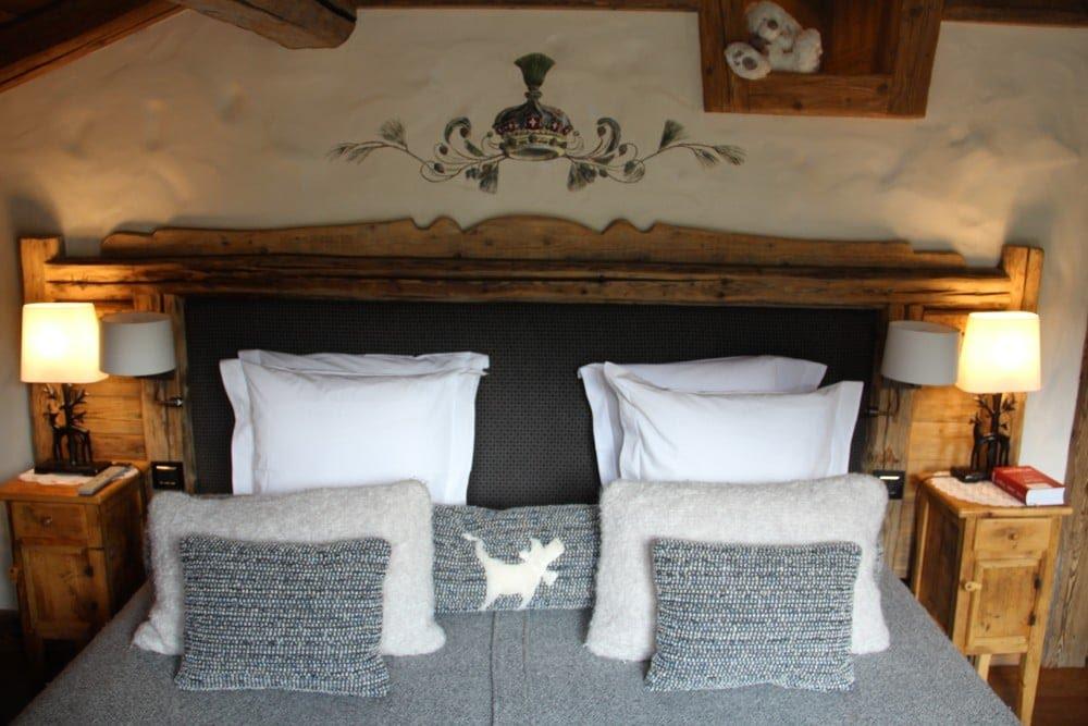 Hôtel La Bouitte - Suite Sophie