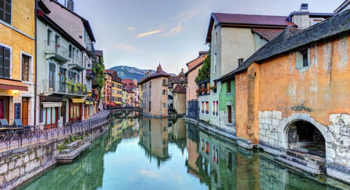 Nos bonnes adresses pour un week-end à Annecy