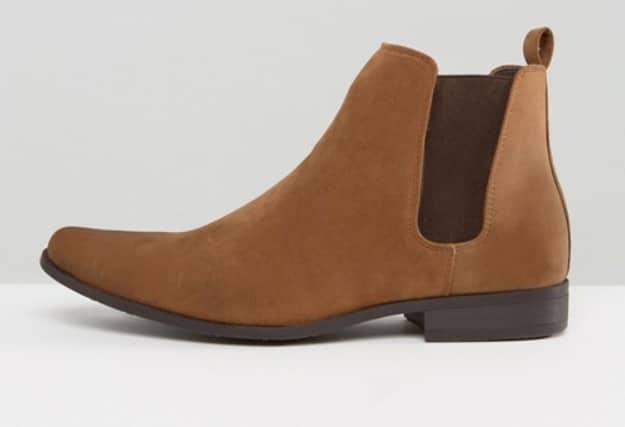 Chelsea boots Asos Design