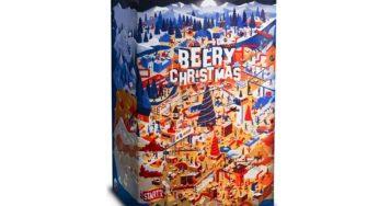 Beery Christmas 2018 : le calendrier d'Avent de la bière est de retour