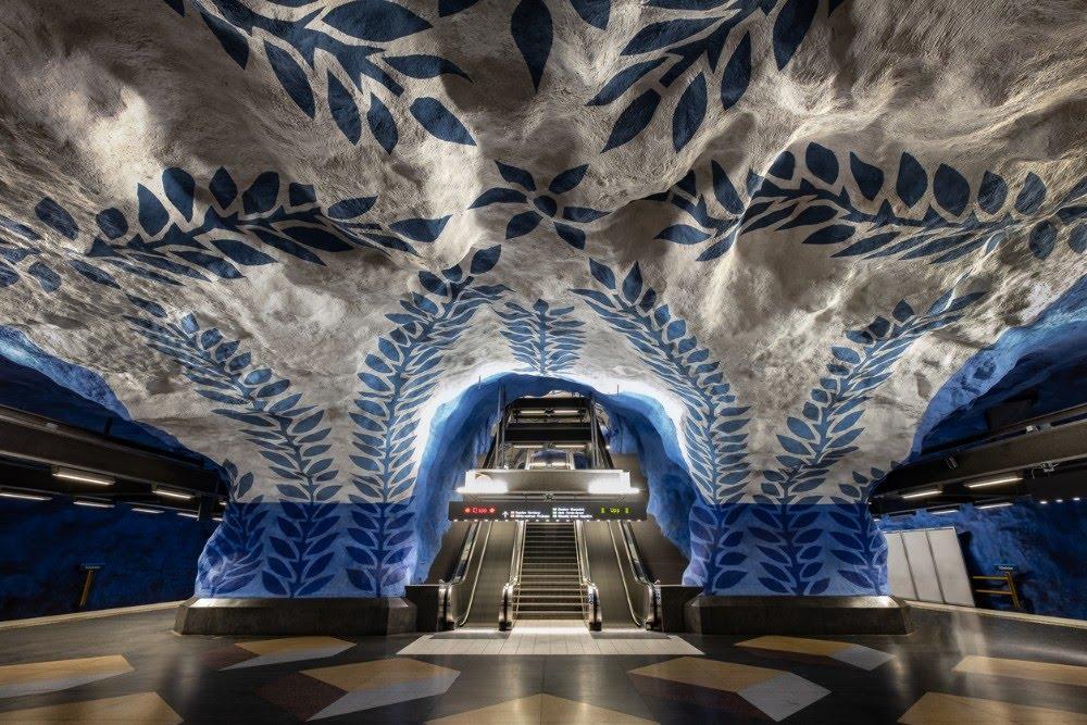 Métro de Stockholm, T-Centralen