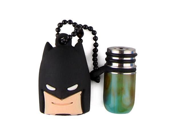 Drip tip Batman pour cigarette électronique