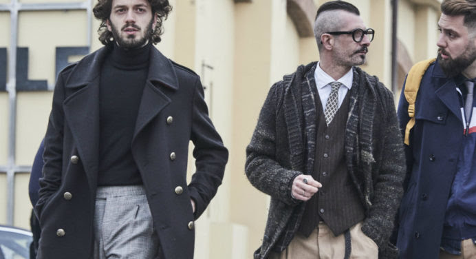 Pitti Uomo 95 : les meilleurs looks masculins