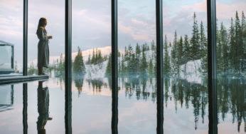 Copperhill Mountain Lodge : le plus bel hôtel en Suède ?