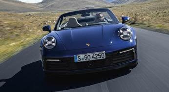 Nouvelle Porsche 911 Cabriolet 2019 : vivement l'été !