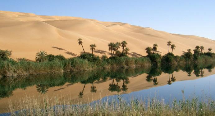 Les lacs d'Ubari, un bijou à préserver en Libye
