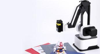Hexbot, le Robot qui sait (presque) tout faire