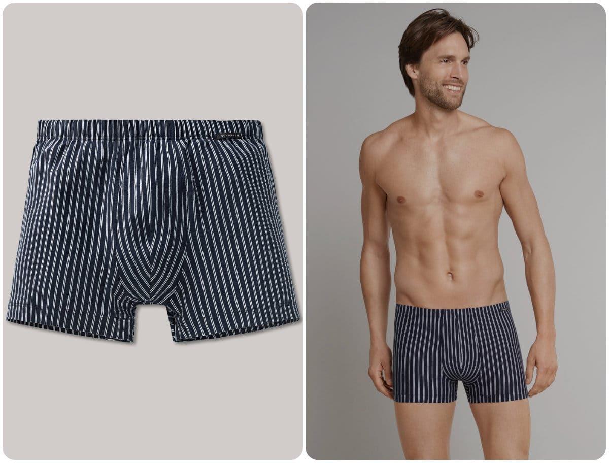 Meilleures marques de sous-vêtements homme - Schiesser