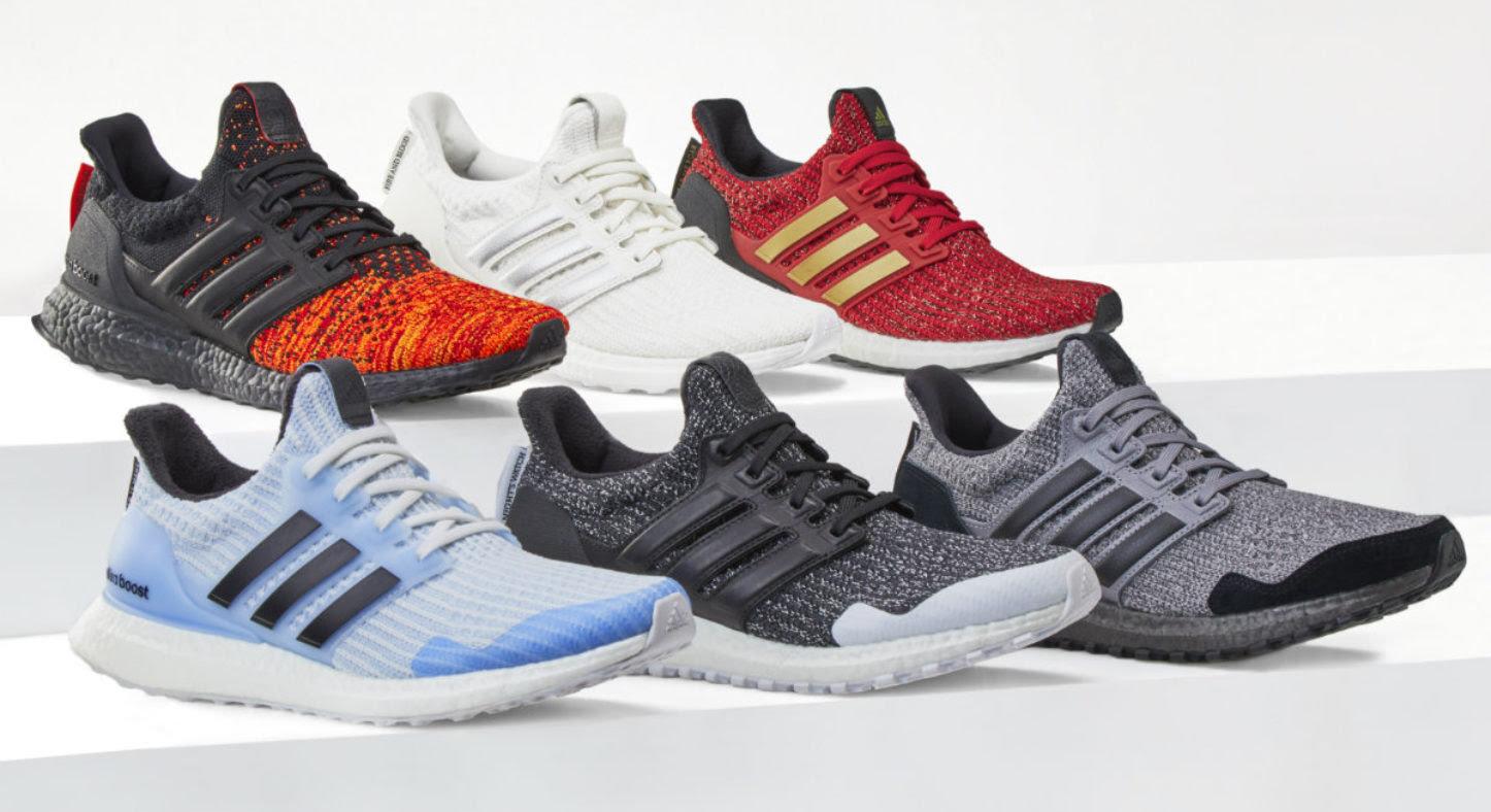 Adidas x Game of Thrones : les sneakers les plus prisées du printemps